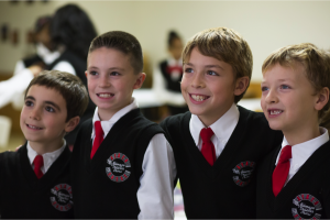 The Eastside Choir is open to children ages 8 - 12.